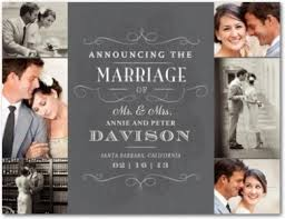 wedding announcements marriage announcements wedding ideas and inspiration loverly