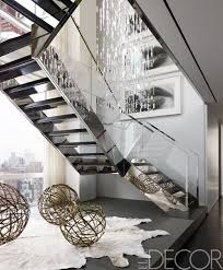 Swarovski Crystal Home Decor House Tour A New York Penthouse Shows The Cozy Side Of Modern