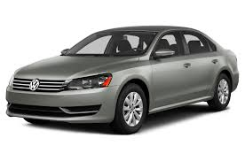 2015 volkswagen passat new car test drive