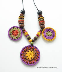 necklace patterns with beads images African mandala necklace free pattern lillabj rn 39 s crochet world jpg