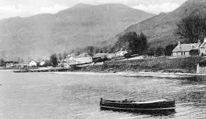 tour scotland photographs old photographs lochgoilhead scotland