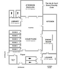 catering kitchen floor plan rooms u0026 rates
