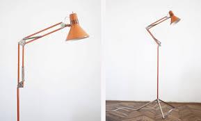 Retro Floor Lamps Interesting Orange Floor Lamp Link Large Floor Lamp Lzf Lamps