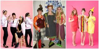 10 diy group halloween costumes for you and your friends