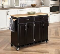 Small Kitchen Cart by Mobile Islands For Small Kitchens