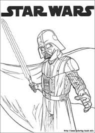 star wars darth vader coloring picture kids star wars