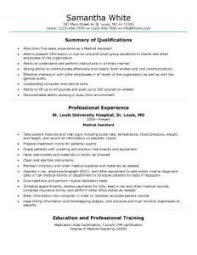 Free Medical Assistant Resume Templates Awesome Design Medical Resume 1 16 Free Medical Assistant Resume