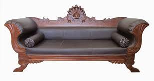 Antique Couches Excellent Classic Antique Sofa Design Ideas Featuring Brown