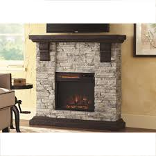 home decorators colleciton home decorators collection highland 40 in faux stone mantel