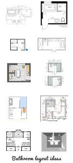 master bathroom layout ideas floor plan for master bath we stayed in a hotel with this plan