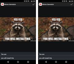 Android Meme Generator - best meme generator by memeful apk download latest version 1 0 6