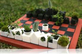 coolest chess sets decorating unique chess sets with 3d printed green chess set for