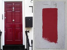 8 fabulous colors for front doors for a stand out entry paint