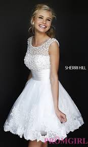 8th grade graduation dresses graduation dresses casual white dresses promgirl
