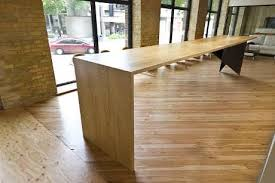 solid wood pub table arts and crafts pub table regarding popular residence solid wood bar