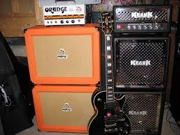 Orange Cabinet 4x12 Orange 1x12 Review Orange Amps Forum
