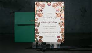 printing wedding programs mint design fashion and wedding by ellie snow
