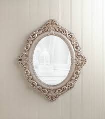 Shaped Bathroom Mirrors by Shaped Vintage Wall Mirrors Doherty House A Beautiful Of