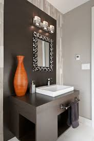 Contemporary Powder Room Designs 124 Best Designer Projects Images On Pinterest Fireplaces