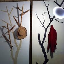 london design week tree inspired coat racks remodelista