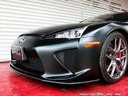 lexus lfa convertible office k make subtle but awesome mods to lexus lfa