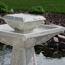 staggering all bird baths wayfair in forest bird bath in solar