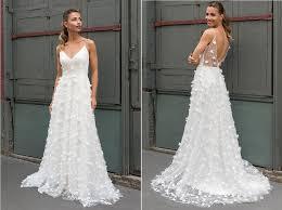 robe de mari e chagne robes de mariée 5 tendances pour 2018