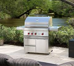 Backyard Grills Reviews by Wolf Outdoor Grill Bbq With Cart Og36 Appliance Buyer U0027s Guide