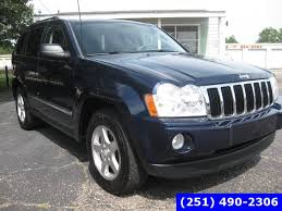 jeep grand 2006 limited 2006 jeep grand limited loxley al downey wallace