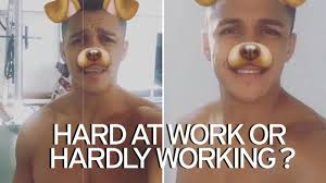 alexis sanchez snapchat alexis sanchez busy in the gym as arsenal prepare for crunch games