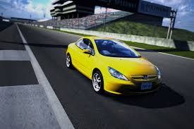 peugeot yellow peugeot 307 cc by rishimaru on deviantart