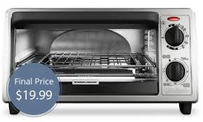 target black friday toaster oven black u0026 038 decker 4 slice toaster oven only 19 99 u0026 8212 save