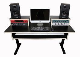 home studio workstation desk recording studio desks b keyboard desk onsingularity com