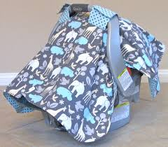 Universal Car Seat Canopy by Car Seat Covers For Baby Boy