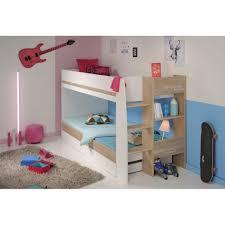 chambre avec clic clac lit mezzanine conforama hugo mezzaclic adulte x matelas metal place