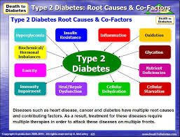 Diabetes Causing Blindness The 5 Major Root Causes Of Type 2 Diabetes From Ex Diabetic