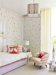 these wall stencil ideas trump wallpaper in a kid u0027s room every