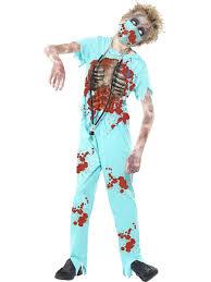 plastic surgery halloween mask zombie surgeon costume partyworld