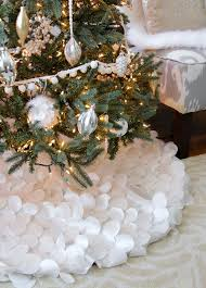 tree skirt snow rainforest islands ferry