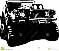 suv jeep black suv jeep off road royalty free stock photo image 25963915