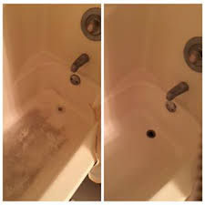 Orange Stains In Bathtub In The Bathroom How To Use Bar Keepers Friend