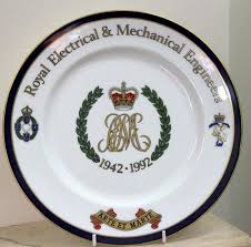 50th anniversary plate reme 50th anniversary plate wokingham s museum