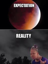 Blood Meme - 2015 blood moons completed most anticlimactic apocalypse yet