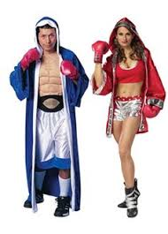 Cheap Couples Costumes Boxer Halloween Costume Couples Costumes Halloween Costumes