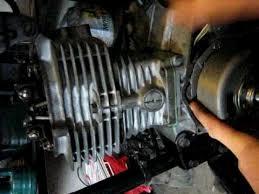 honda cg125 engine youtube