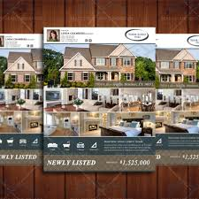 newly listed real estate property listing template u2013 real estate