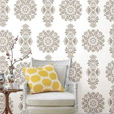 13 in x 13 in kolkata dot and jewels 4 piece wall decal wpd96818