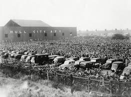 Hull Ferry Port Car Parking Cycling Heaven And Hull Can The City Recapture Its 1950s Pedal