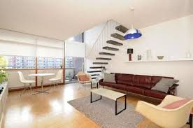 split level bedroom two bedroom split level apartment in hatfield house in the 1950s