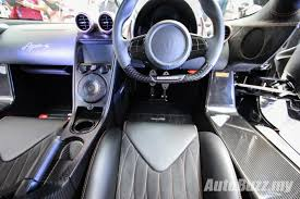 koenigsegg hundra interior naza swedish unveiled the 400km h koenigsegg agera s in malaysia